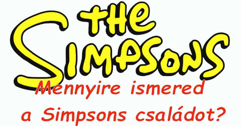 Simpsons család